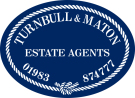 Turnbull & Maton Estate Agents, Bembridge logo