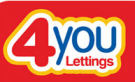 4you Lettings, Manchester branch logo