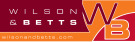 Wilson & Betts , Kings Lynn logo