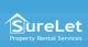 Surelet, Cheltenham logo