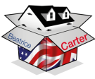 Beatrice Carter Prop Management, Mildenhall branch logo