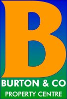 Burton & Co Property Centre, Lincoln branch logo
