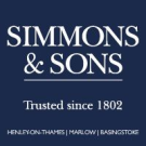 Simmons & Sons, Basingstoke - Rural logo