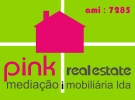 Pink Real Estate, Madeira logo