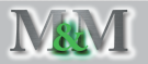 M & M Estate & Letting Agents, Gravesend logo