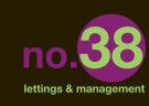 No 38 Lettings, Seaford branch logo