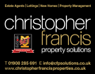 Christopher Francis Property Solutions, Milton Keynes branch logo