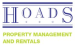 Hoads Property Management, Weybridge logo