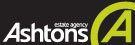 Ashtons Estate Agency, Padgate logo