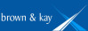 Brown & Kay, Poole logo