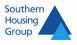 Portman Square development by Southern Housing Group logo