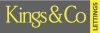 Kings & Co, Norwich logo