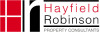 Hayfield Robinson , Keighley logo