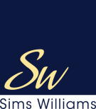Sims Williams, Walberton logo