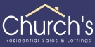 Church's, Enfield- Lettings logo