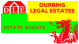 Durbins Legal Estates, Aberdare logo