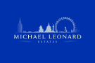 Michael Leonard Estates, London logo
