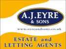 A J Eyre & Sons, Waterlooville Lettings branch logo