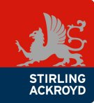 Stirling Ackroyd, West End  - WC1A branch logo