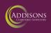 Addisons Chartered Surveyors, Crook logo
