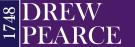 Drew Pearce, Exeter  logo