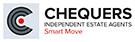 Chequers , Barnstaple logo