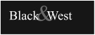 Black and West, Sales & Lettings logo