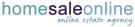 Homesale Online, Glasgow logo