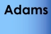 Adams and Company Ltd, Chichester logo