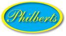 Philberts, Tenterden branch logo