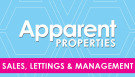 Apparent Properties, London logo