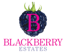 Blackberry Estates, Jarrow logo