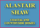 Alastair Shaw Coastal & Countryside Homes, Cornwall logo