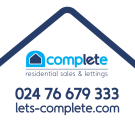 Complete Residential Sales and Lettings Ltd, Coventry logo
