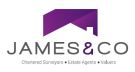 James & Co, Oswestry branch logo