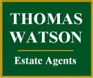 Thomas Watson Estate Agents, Sunderland logo