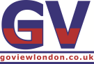 Go View London, Ealing logo