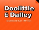 Doolittle & Dalley, Kidderminster branch logo