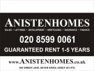 Anisten Homes, Ilford branch logo