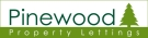 Pinewood Property Lettings, Chesterfield branch logo