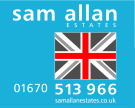 Sam Allan Estates, Morpeth logo