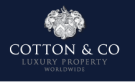 Cotton & Co, Bury St Edmunds logo
