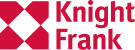 Knight Frank, Canary Wharf branch logo