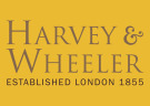 Harvey & Wheeler, London branch logo