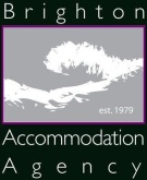 Brighton Accommodation Agency, Brighton branch logo