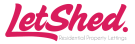 Let shed Ltd, Nottingham branch logo