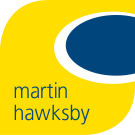 Martin Hawksby, Wellingborough branch logo