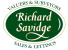 Richard Savidge, Alfreton logo