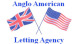 Anglo American Letting Agency, Milton Keynes logo
