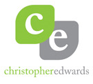 Christopher Edwards, Harrow logo